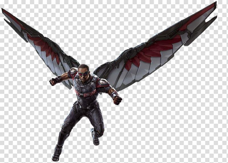 Falcon Captain America Nick Fury Clint Barton Iron Man.