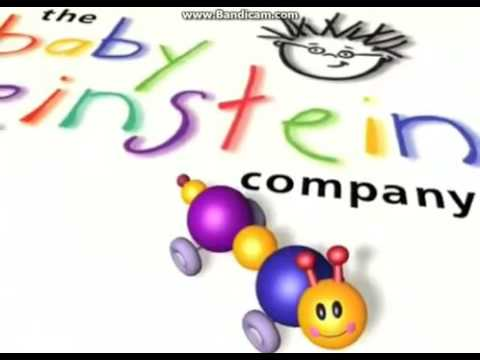 the baby einsteins company great minds start little logo.