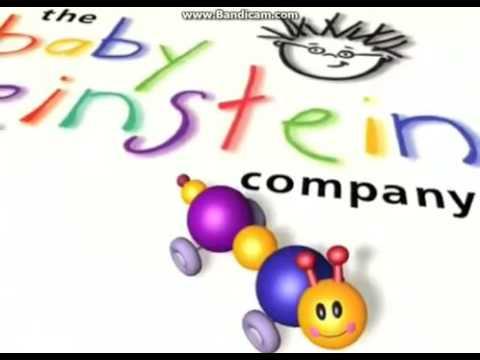 the baby einsteins company great minds start little logo.