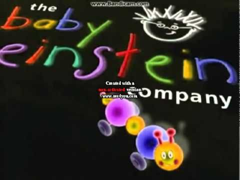 The Baby Einstein Company Logo Effects in 2019.