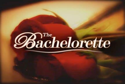 The Bachelorette Logo.