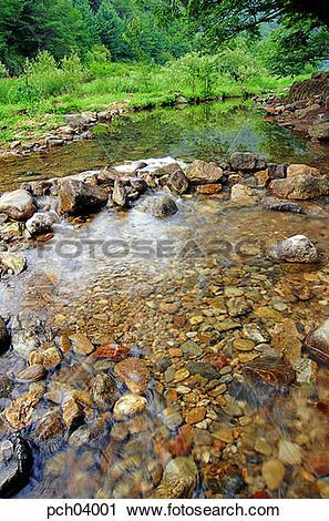 Stock Photography of brook, rivulet, brook, rivulet, brook.