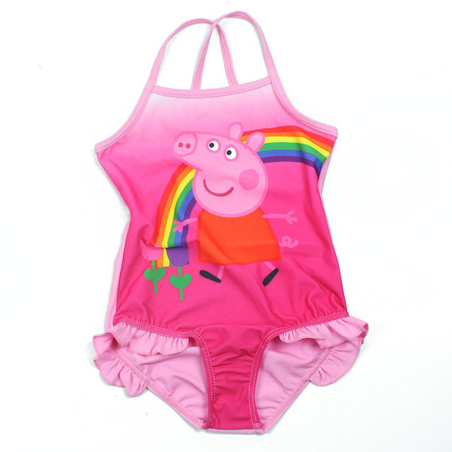 Aliexpress.com : Buy 2013 latest Peppa pig Baby Swimwear Kid.