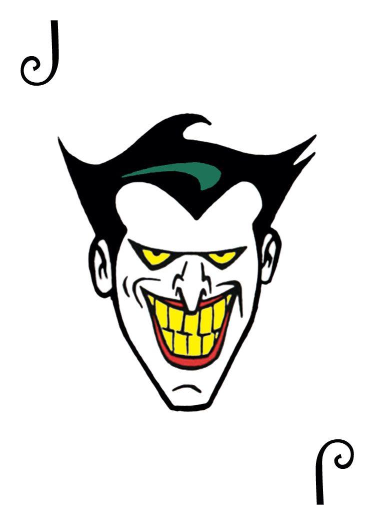 Joker card.