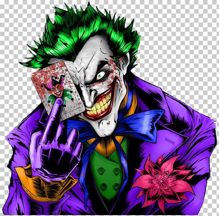 Joker Batman Harley Quinn, venus love, DC The Joker holding.