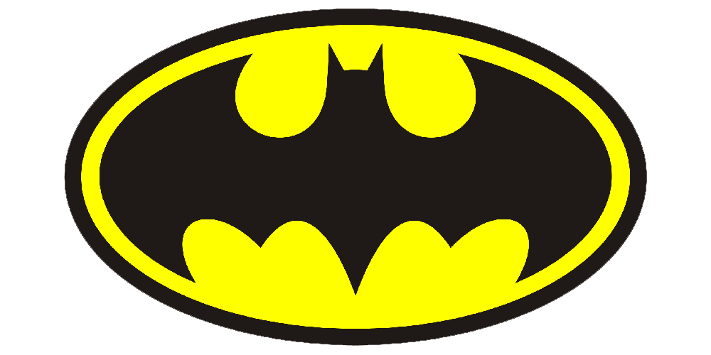 Meaning Batman logo and symbol.