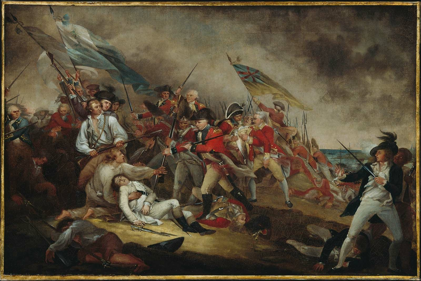 The Battle Of Lexington And Concord #Cy6Lgd.