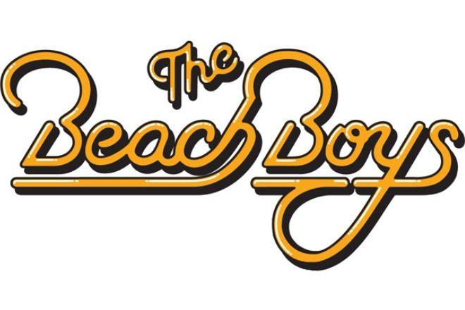 The Beach Boys\' Logo.