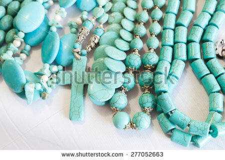 Turquoise Stone Stock Images, Royalty.