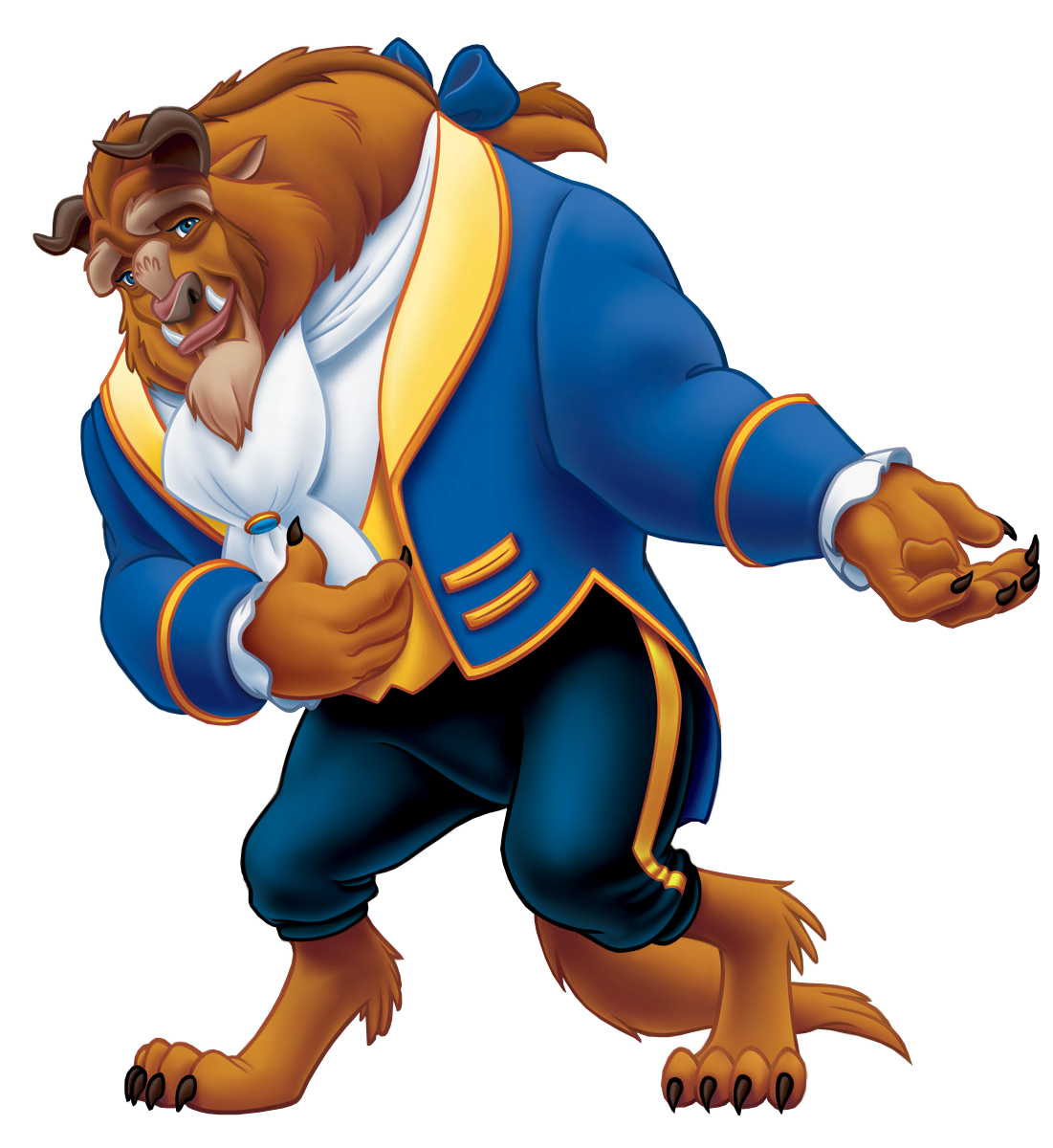 Beast Belle Disney Princess Clip art.