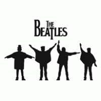 The Beatles Logo Clipart.