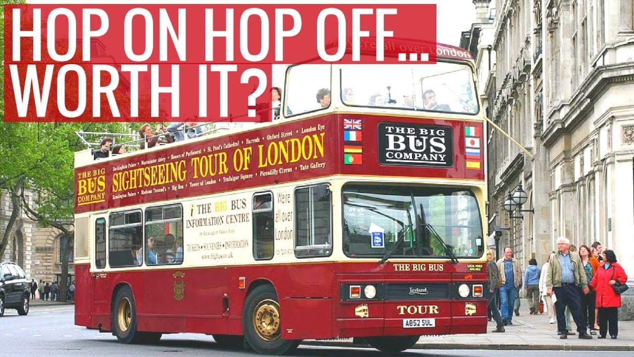 10 London Bus Tours.