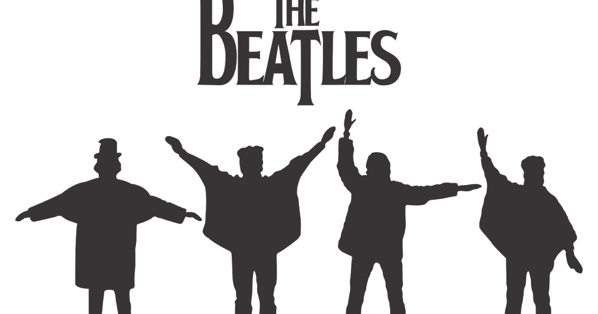 The Beatles Logo Abbey Road.