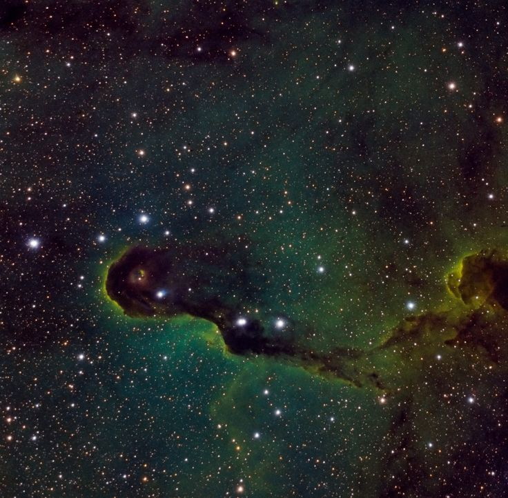Az Elephant Trunk köd image: NASA.gov További csodák a.