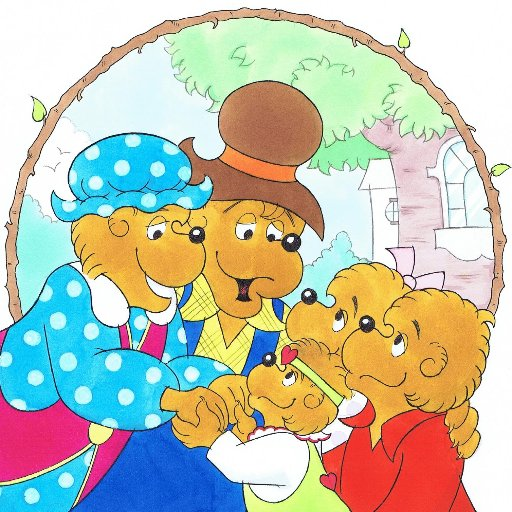 Berenstain Bears (@TheBerenstains).