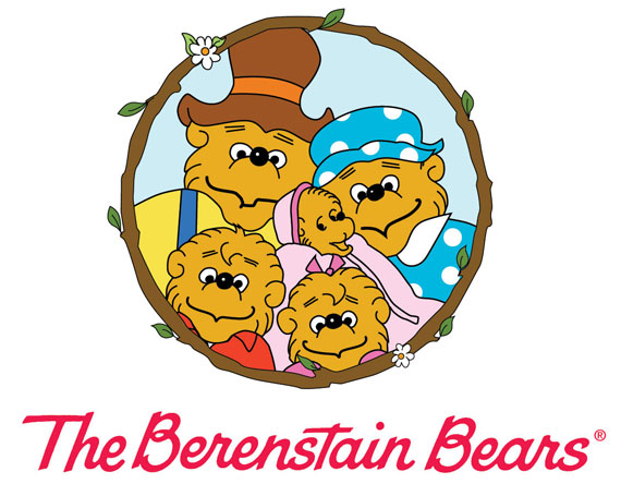 The Berenstain Bears On Stage.