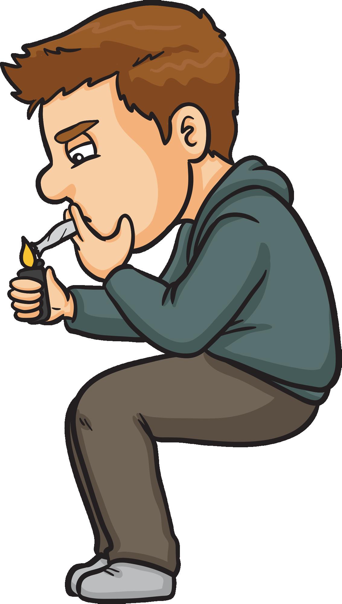 Smoking clipart joint smoke, Smoking joint smoke Transparent.