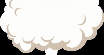 Smoke Cloud Clip Art Vector Archives.