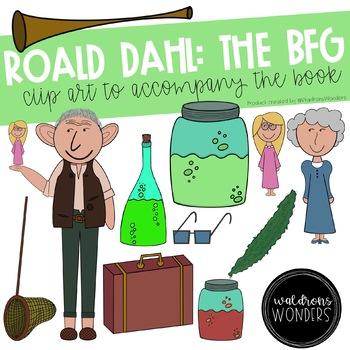 Roald Dahl: The BFG.