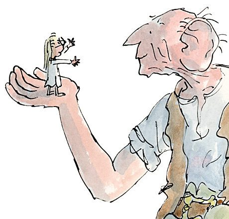 Jumbly Quotes from The BFG.