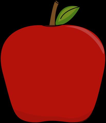 Big Apple Clip Art.