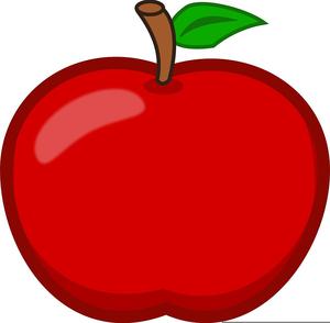 Big Apple Clipart.