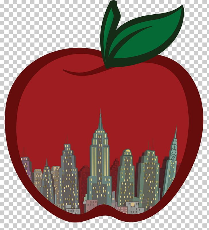New York City Big Apple PNG, Clipart, Apple, Apple Clipart.