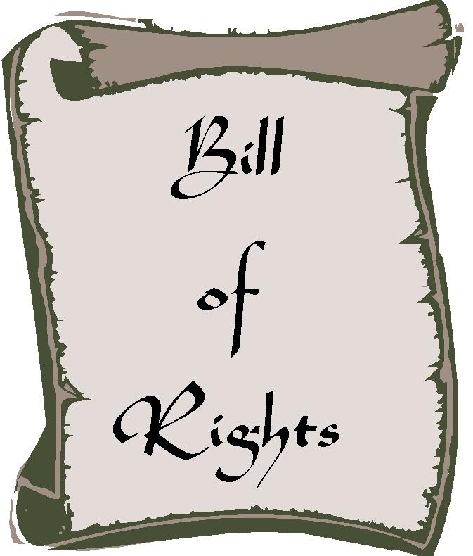 11+ Bill Of Rights Clip Art.