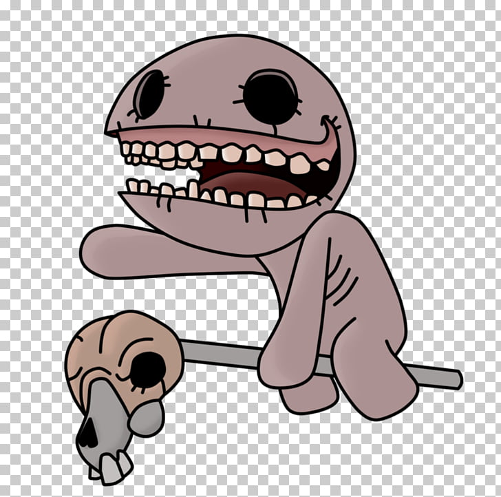The Binding of Isaac: Rebirth Famine, pingpong PNG clipart.