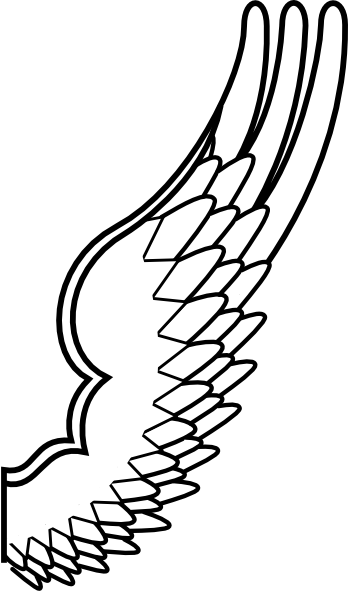 Wing Clip Art at Clker.com.