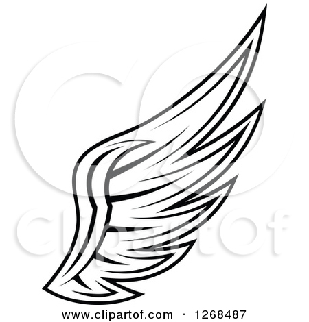 the bird s wings clipart clipground