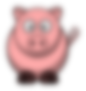 Why is my clipart blurry.
