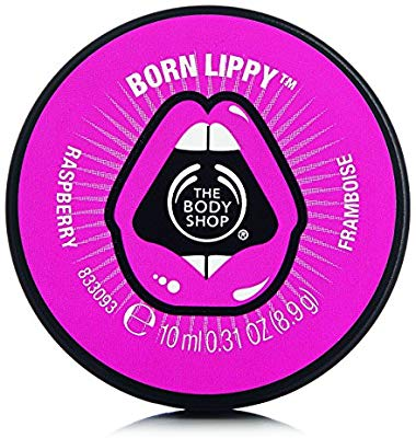 The Body Shop Born Lippy Raspberry Lip Balm: Buy Online at.