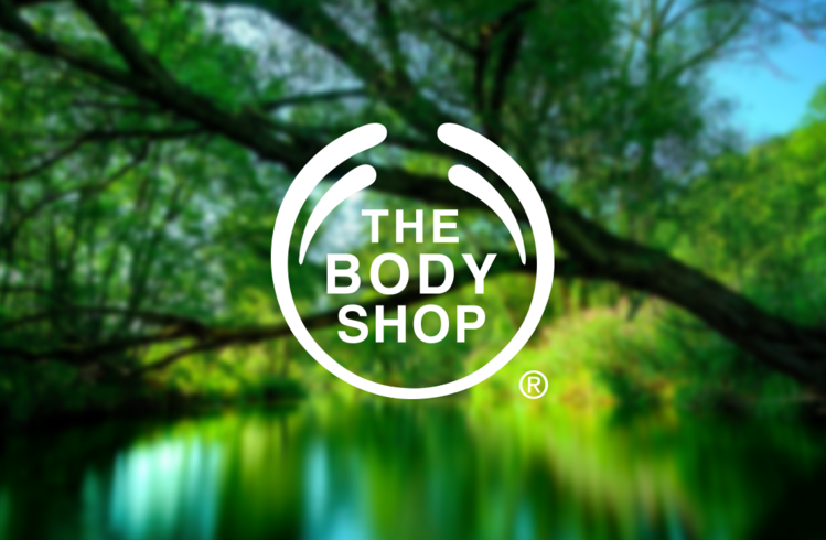 My #The Body Shop.