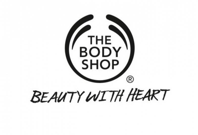 The Body Shop in The Dubai Mall, Dubai, UAE.