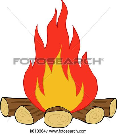 Bonfire Pictures Clip Art.