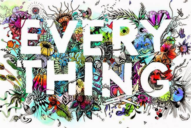 A Reading List from Everything, Everything by Nicola Yoon.