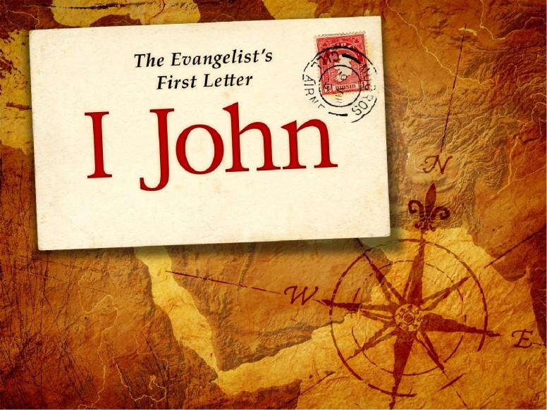 1 John.