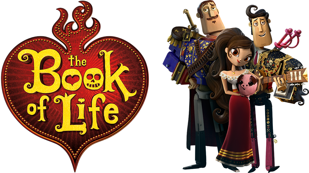 The Book Of Life Movie Clipart.