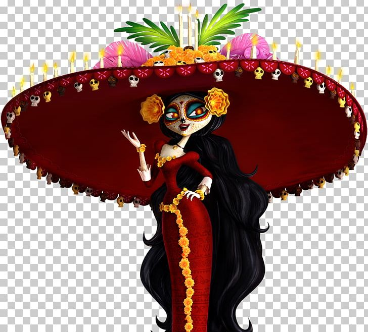 Death La Calavera Catrina Day Of The Dead Life PNG, Clipart.