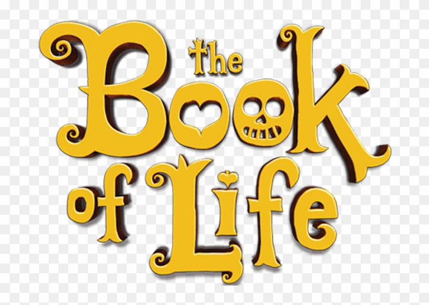 The Book Of Life Clipart (#4906320).
