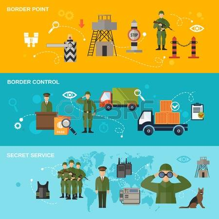 1,575 Border Guard Stock Illustrations, Cliparts And Royalty Free.