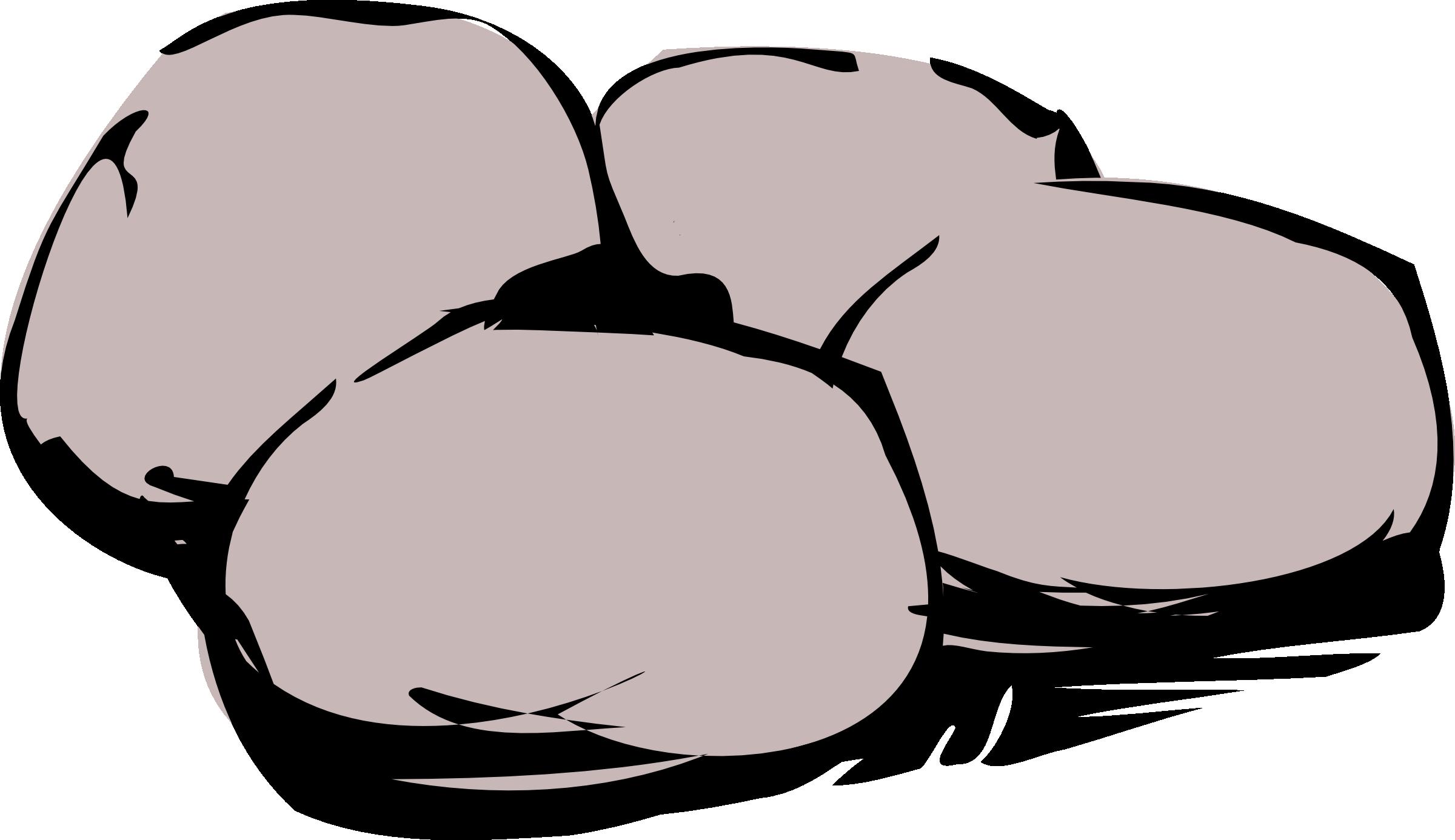 Boulders Clipart.