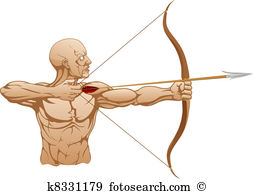 Bowstring Clip Art Royalty Free. 219 bowstring clipart vector EPS.