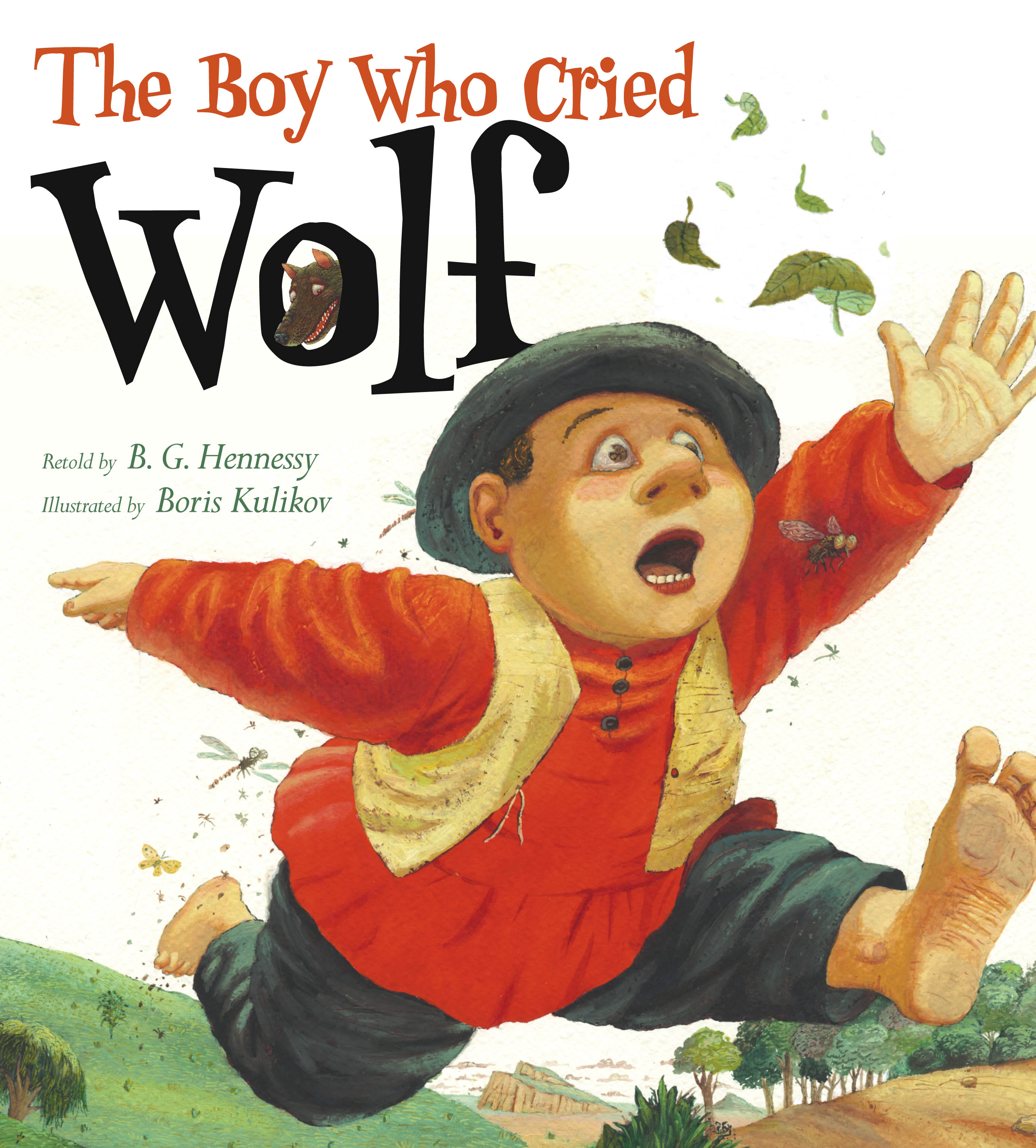 The Boy Who Cried Wolf.