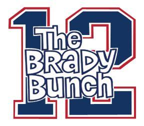 The Brady Bunch logo.