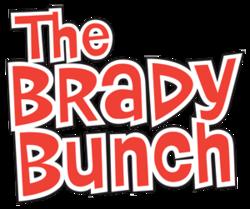 Brady bunch Logos.
