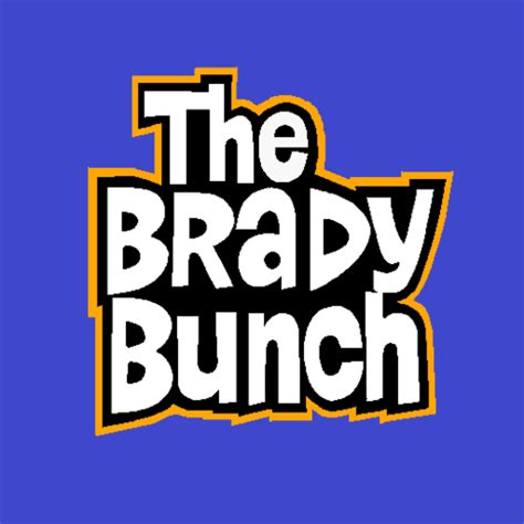 The brady bunch Logos.