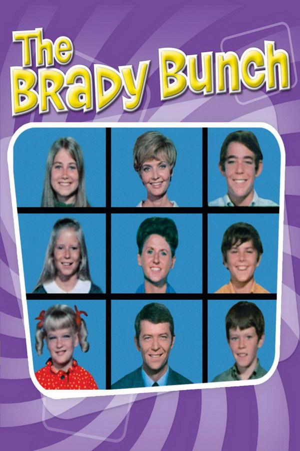 Brady Bunch Font.