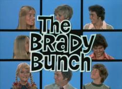 The Brady Bunch.